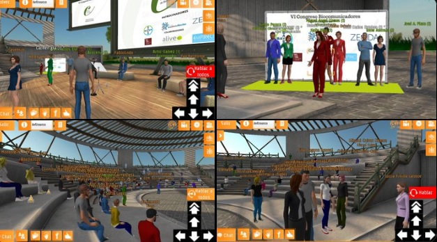 BioComunica20, congreso virtual con Virtway Events