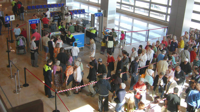 El 18% de la población puede viajar sin visado