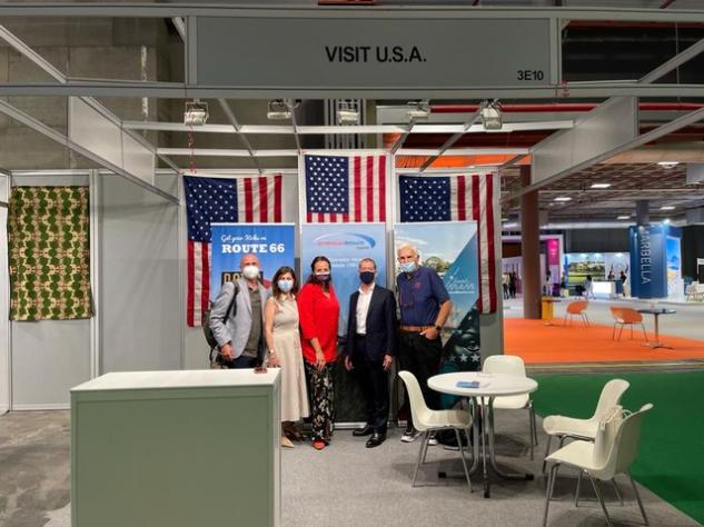 Visit USA, éxito con operadores, agencias y empresas
