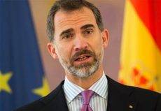 Felipe VI: 'Ya se puede viajar por todo el país'