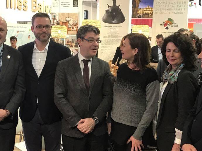 España busca otro perfil de turista en el mercado alemán