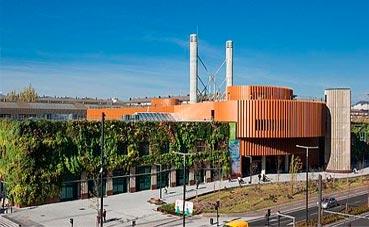 El Palacio Europa tendrá un nuevo aparcamiento