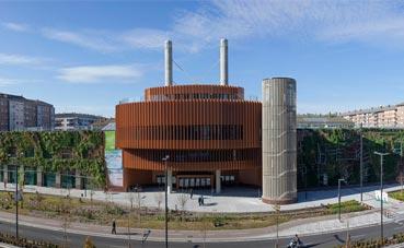 Vitoria recibe el Passivhaus XXL por el Palacio Europa
