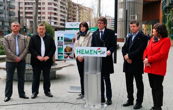 Urtaran quiere captar para Vitoria un tercio de los congresos del País Vasco
