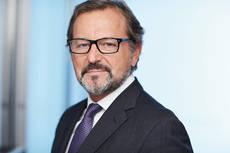 El presidente de Pullmantur Cruceros, Richard J. Vogel.