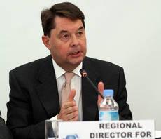 Carlos Vogeler es director ejecutivo de la Organización Mundial del Turismo (OMT).