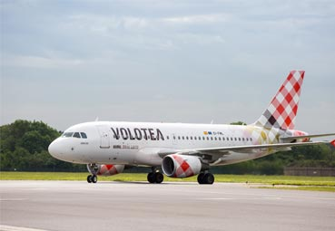 Volotea renueva el registro IOSA de seguridad y calidad hasta 2021