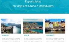 El número de visitantes españoles hacia destinos del Norte de Europa ha crecido.