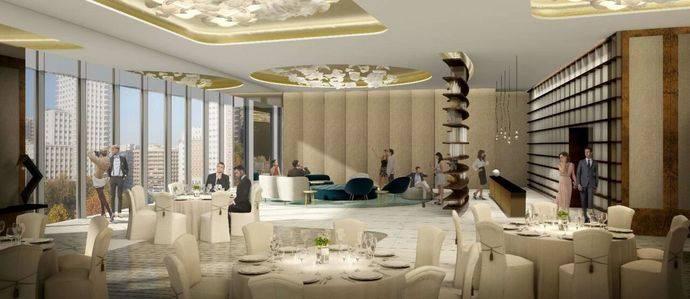 El Hotel VP Plaza España Design trae el diseño hotelero a Madrid