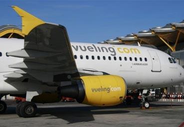 Código compartido de Vueling y American Airlines
