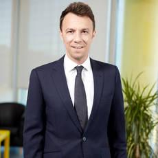 El director general comercial de Vueling, David García.