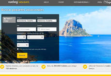 Vueling planea llevar su web de viajes a más países y ampliar la gama de productos