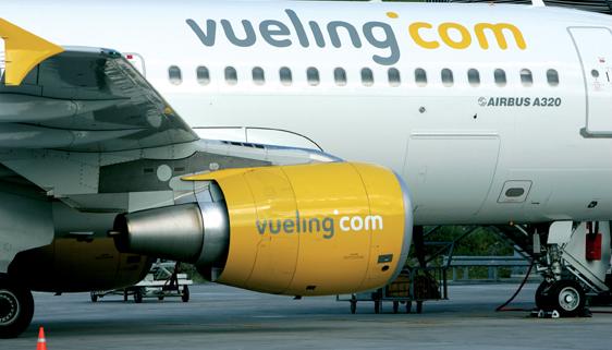 Vueling: 'No hay necesidad de aplicar un recargo extra' a las reservas vía GDS