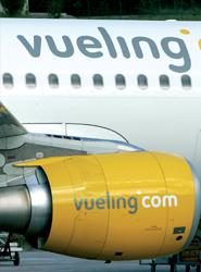 El pasado verano fue Vueling.