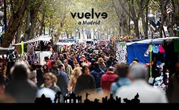'Vuelve a Madrid' incluirá más ofertas para 2018
