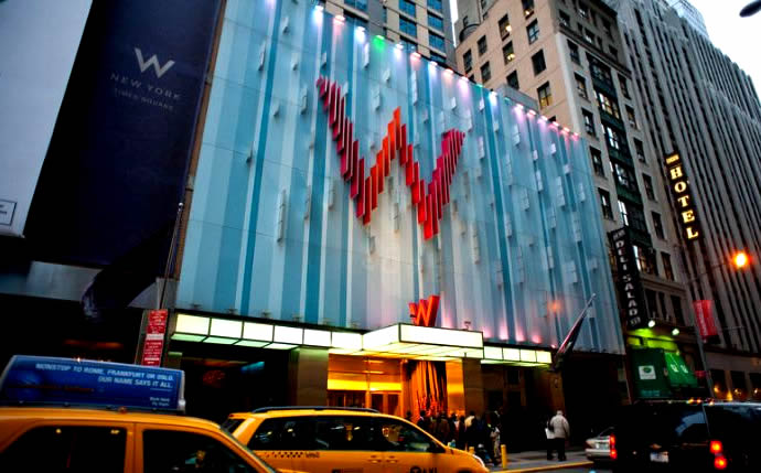 Hoteles En New York Times Square