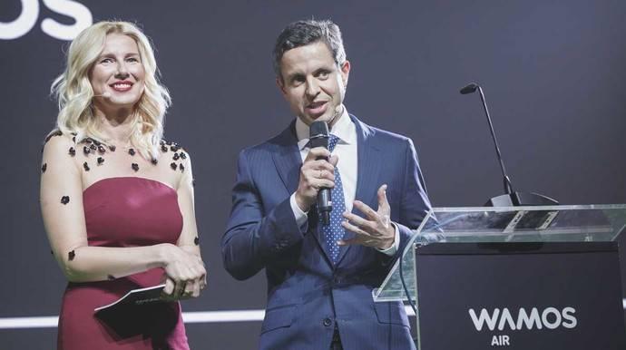 Enrique Saiz: 'El tamaño de Wamos Air se ha duplicado en los dos últimos años'
