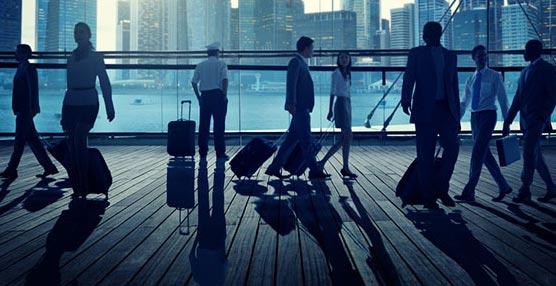 La tecnología 'wearable' va ganando terreno entre los viajeros de negocios