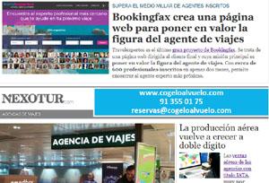 Récord de Nexotur.com: 38% más páginas vistas y 16 minutos de tiempo de lectura