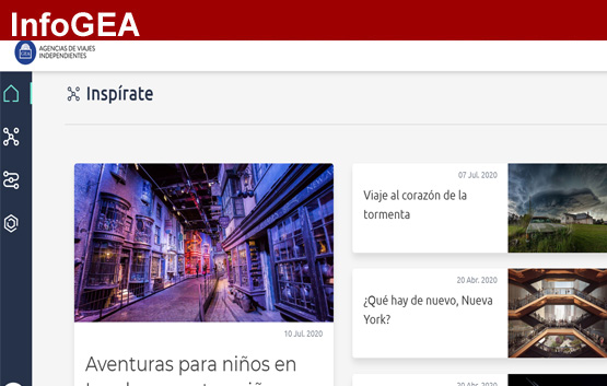 Grupo Gea lanza una WebApp personalizable