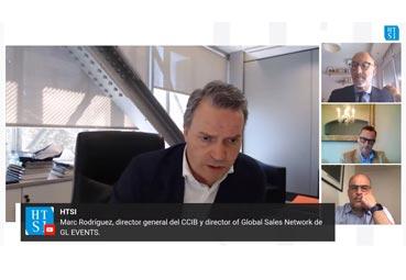 Rodríguez: 'Los eventos son actos extraordinarios'