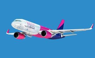 Wizz Air aumenta la flexibilidad de los servicios 'Wizz Flex'
