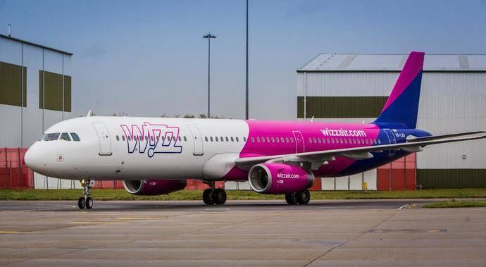Nace la aerolínea de ʻbajo coste' Wizz Air Abu Dhabi