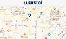 Worktel alquila espacios de hoteles para trabajadores