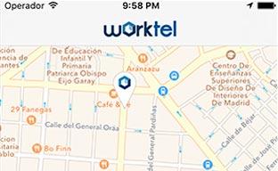 Worktel facilita más de 70 hoteles para trabajar por horas