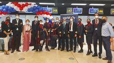 El pasado sábado tuvo lugar el vuelo inaugural.