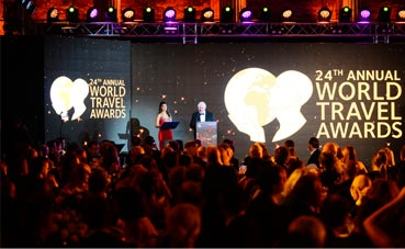 Entregados los World Travel Awards para Europa