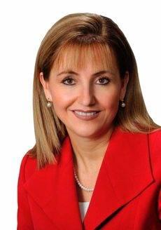 La presidenta el WTTC, Gloria Guevara.