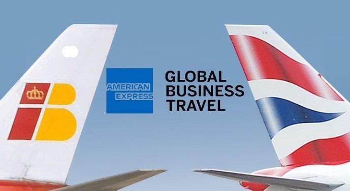AmEx GBT amplía su acuerdo con British Airways e Iberia