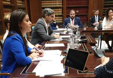 Yaiza Castilla presenta incentivos para el Turismo