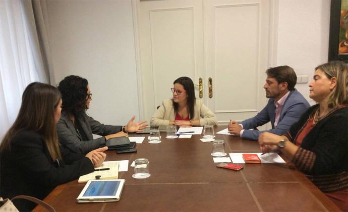 Canarias negocia con TUI el aumento de plazas aéreas