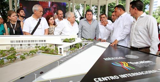 México apuesta por el Sector MICE con un nuevo centro de convenciones en Yucatán