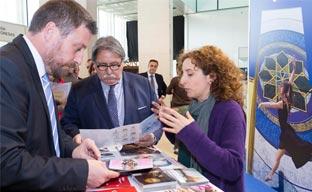 Zaragoza presenta su oferta de reuniones en Aratur