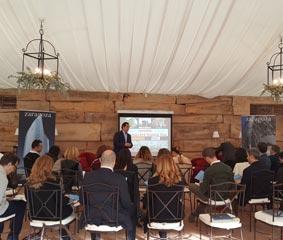 Zaragoza Congresos forma a sus socios en organización de eventos sostenibles