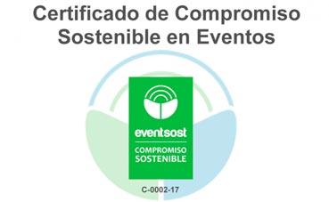 Zaragoza certifica su Compromiso Sostenible en MICE