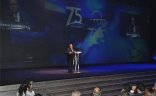Feria de Zaragoza celebra su 75 aniversario