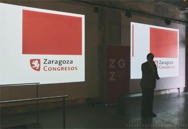 Zaragoza lleva su oferta de reuniones a toda España