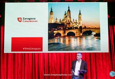 Zaragoza sigue con la promoción de su oferta MICE