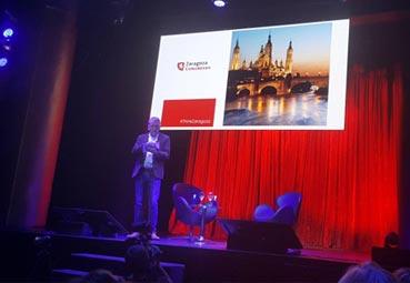 Zaragoza muestra su oferta de reuniones a los profesionales