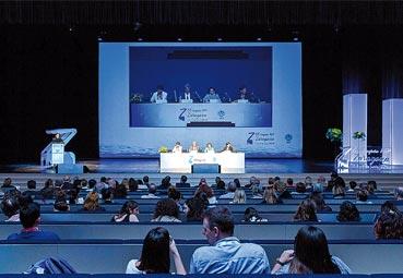 Zaragoza espera un año récord en el Sector MICE