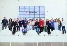 Zaragoza realiza varias acciones de promoción en mayo