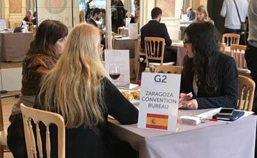 Zaragoza potencia su oferta MICE en España y Francia