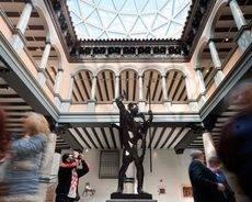 La cultura centra las actividades turísticas durante todo el año.