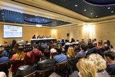 El encuentro tuvo una gran participación empresarial.