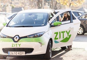 Zity cumple un año en Madrid con 157.000 usuarios