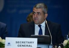 El secretario general de la OMT, Zurab Pololikashvili.